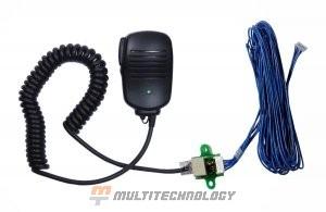 Комплект диспетчерской связи с тангентой