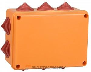 Коробка 150х110х70 6P IP55 (UKF30-150-110-070-6-6-09)