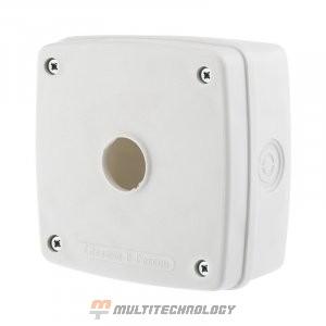 Коробка монтажная для камер видеонаблюдения 140х140х66 мм REXANT (28-4010)