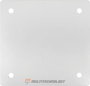 Монтажное основание для механических шлагбаумов