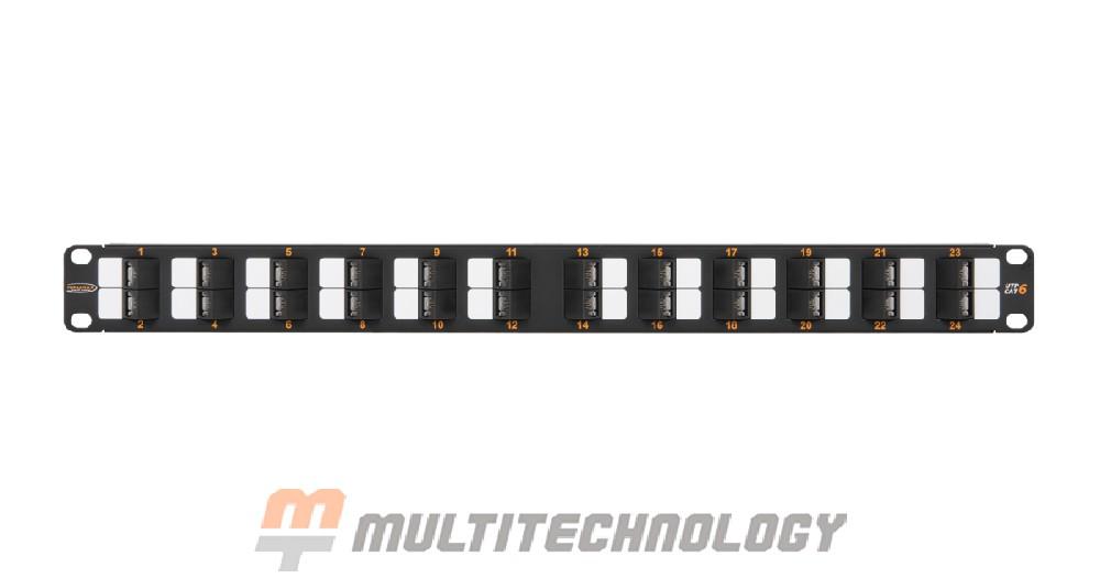 NMC-RP24UE2-AN-1U-BK