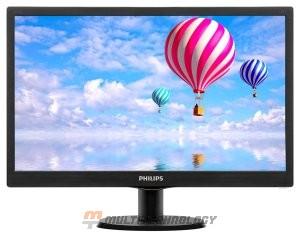 """PHILIPS 223V5LSB2 (10/62) 21.5"""" черный"""