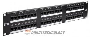PP48-2UC5EU-D05, 2U, 48 портов (Dual)