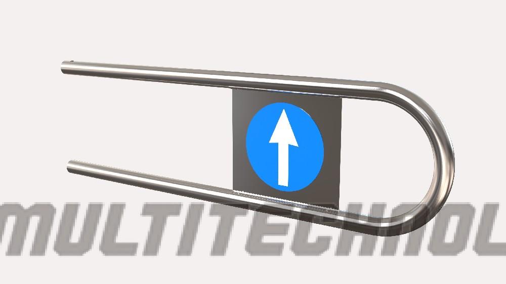 Ростов-Дон дуга для К11 (левая) L=700 мм