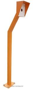 Стойка для считывателя Stolz (Штольц) 150х150 мм