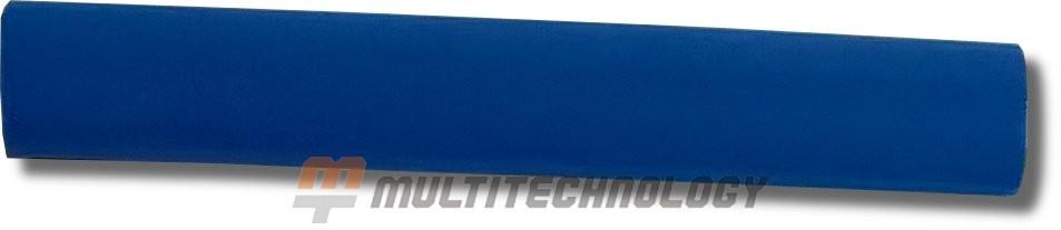 Трубка термоусаживаемая 9,5/4,7мм, синий (2NF20195B)