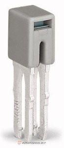 WAGO 280-402 перемычка изолирующая 24А для клеммы 2,5 кв.мм